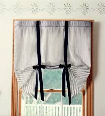 chair ribbons this simple curtain panel can be no sew matt and shari