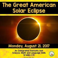 solar eclipse teaching resources teachers pay teachers