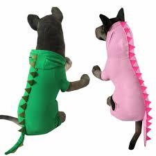 online get cheap dinosaur dog costume large aliexpress com