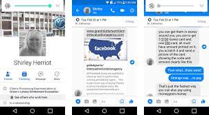 pch fan page facebook facebook account winner scam detector