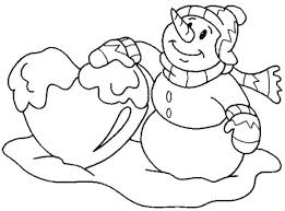 alphabet coloring page winter snowman alphabet coloring pages of