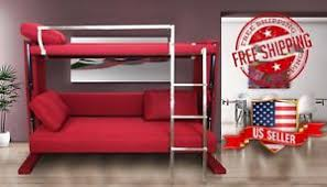 Sofa Bunk Bed Convertible Sofa Bunk Bed Space Saving Furniture Transform