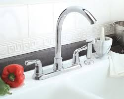 21996lf Ss by Premier 120047lf Sanibel Lead Free Two Handle Kitchen Faucet With