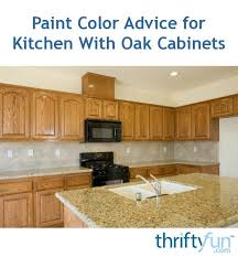 kitchen paint colors with oak cabinets paint color advice for kitchen with oak cabinets thriftyfun