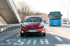 nissan leaf price ireland plug in electric vehicles in norway wikiwand