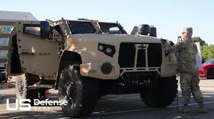 humvee replacement the us army has unveiled new military vehicles to replace the