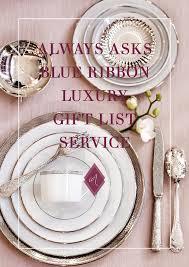 wedding gift lists luxury wedding gift list wedding planner hshire