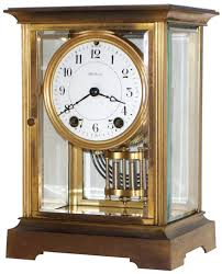 Crystal Mantel Clocks 1013 P