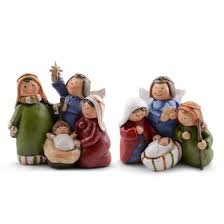 19 best nativity sets and images on