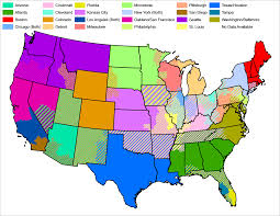 Arizona Zip Code Map Here U0027s A Big Map Showing The Percentage Of People Who Like