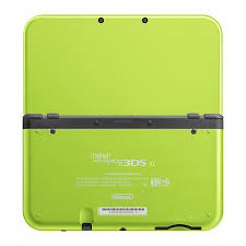 amazon new 3ds xl black friday deal nintendo releases special edition lime green 3ds xl