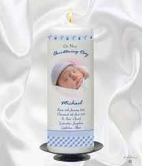christening candles candle christening personalised christening candles