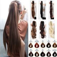 clip on ponytail one clip on ponytail clip in hair extensions pony