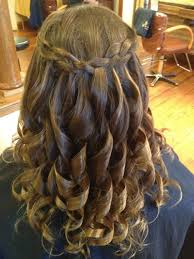 Fancy Hairstyles For Little Girls by Wedding Hairstyles For Little Girls Best Photos Page 2 Of 5
