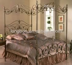 Iron Canopy Bed Frame Wrought Iron Canopy Bed Wrought Iron Canopy Bed Suppliers And