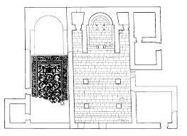 mount nebo kh al mukhayyat in jordan the church of the priest john