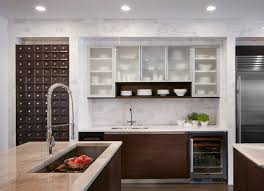 Simple Marble Backsplash Tile  Cabinet Hardware Room Marble - Marble backsplash tiles