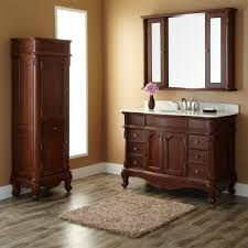 Bathroom Vanities And Linen Cabinet Sets Bathroom Vanity Cabinet Sets New In Cool Cabinets Plus Complete
