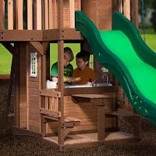 Backyard Adventures Price List Backyard Discovery Mount Triumph Swingset Bj U0027s Wholesale Club