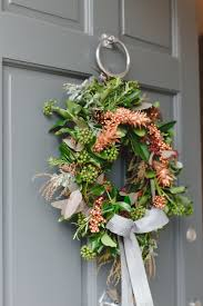 Homemade Christmas Wreaths by Diy Christmas Wreath Tutorial Rock My Style Uk Daily Lifestyle