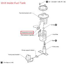 nissan maxima gas tank p0183 2003 nissan sentra fuel temperature sensor circuit high input