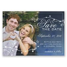 save the dates magnets stargazing save the date magnet invitations by