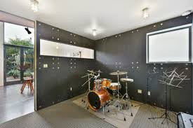 Small Bedroom Music Studio Berkeley Home With Recording Studio Asks 1 3 Million Curbed Sf