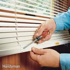 Shortening Faux Wood Blinds Shortening Horizontal Window Blinds Family Handyman