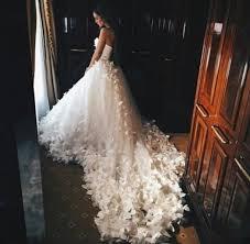 dress wedding dress white dress prom dress princess dress