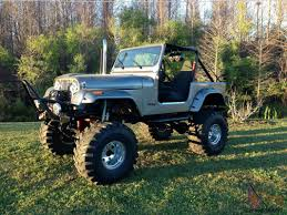 cj jeep for sale jeep cj7 cummins 4bt conversion