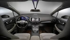 ford galaxy interior ford s max concept offers sharp design and advanced technologies