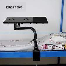 keyboard mount for desk ok051 bedside cling lazy laptop desk holder with usb fan keyboard
