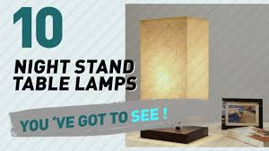 night stand table lamps new u0026 popular 2017 youtube