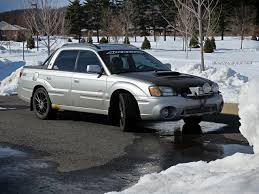 subaru 2004 slammed the subaru baja from hell reviewed mind over motor