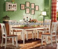 Country Style Dining Room Table Bisini Dining Set English Country Style Dining Room Furniture Set