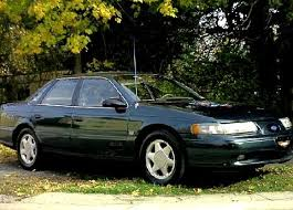 Sho Green 1991 ford taurus sho green plus for sale front want cars and