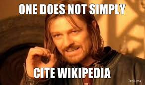 Wikipedia Meme - netizens vandalize philippine politicians wiki pages turn them
