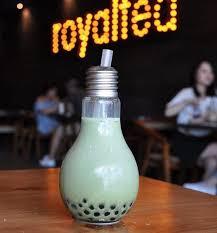 light bulb bubble tea lightbulb drinks are the hottest beverages finedininglovers com