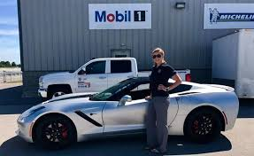 corvette experience ncm motorsports park offers use of corvettes for touring laps and