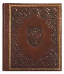wedding scrapbooks albums medici italian leather photo album wedding album