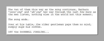 Missing Man Table Script Moonlight Director Shares Diner Scene Breakdown Ew Com