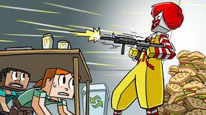 siege social mcdonald minecraft baby sitter expose mcdonalds secret recipe ronald