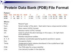 format file atom sequence formats suchat udomsopagit ppt download