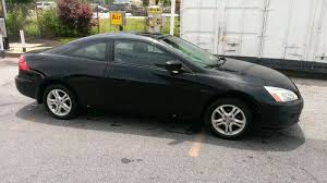 2006 black honda accord coupe find used 2006 black honda accord lx coupe 2 door 2 4l no reserve