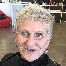 short hairstyles short hairstyles for the over sixties elegant
