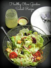 olive garden house salad dressing recipe home design ideas and Garden Salad Ideas