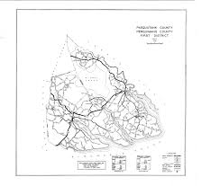 Nc Counties Map Perquimans County Maps