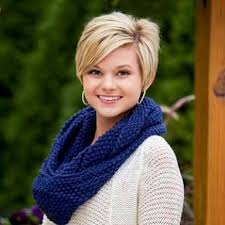 cute short haircuts for plus size girls cool short hairstyles for plus size round faces google search