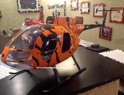 Goblin 700 Canopy by Scale Helis Hover Sideways