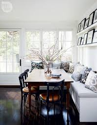 incredible bench seating in kitchen and best 25 kitchen corner